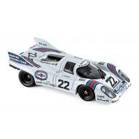 PORSCHE 917K - WINNER FRANCE 24H 1971 - MARKO / VAN LENNEP 1/18