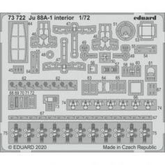 Ju 88a-1 Interior 1/72