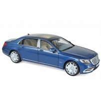 Mercedes-Maybach S 650 2018 - Blue metallic 1/18