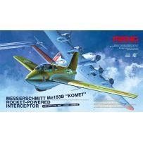 Messerschmitt Me163B Komet Roket 1/32