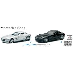 New Ray 71193 - Mercedes Benz SLS AMG 2010 Windows Box 1/24