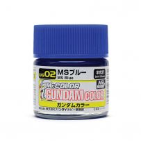 Gundam Color MS Blue