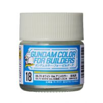 Gundam Color For Builders RX-78 WHITE Version