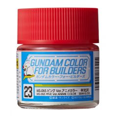 UG-23 Gundam Color For Builders MS-06S PINK Version