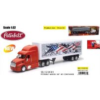 Peterbilt 387 Patriotic Truck 1/32
