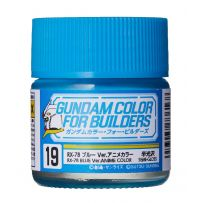 Gundam Color For Builders RX-78 BLUE Version