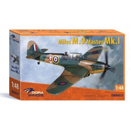 Miles M.9 Master 1/48