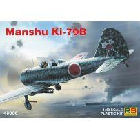 Manshu Ki-79 B 1/48