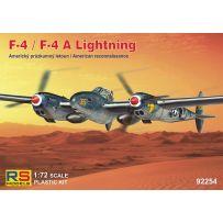 F-4 / F-4A Lightning 1/72