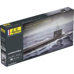 U-Boot S/M Redoutable 1/400