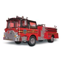 Monogram Mack Fire Pumper 1/32