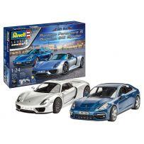 Coffret Cadeau Porsche 1/24