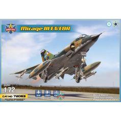 Mirage IIIEA/EBR 1/72
