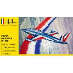 Heller 80220 - Fouga Magister CM 170 1/72