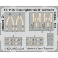 Beaufighter Mk.IF seatbelts STEEL 1/48