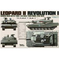 Tiger Model 4629 - German Main Battle Tank Leopard II Revolution I 1/35