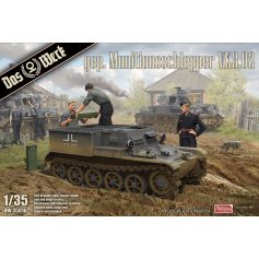 Gepanzerter Munitionsschlepper VK3.02 1/35