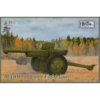 M1897 75mm French Field Gun 1/35