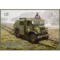 Chevrolet Field Artillery tractor FAT-4 1/35