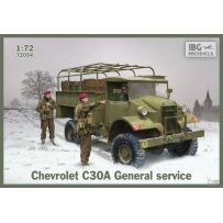 Chevrolet C30A General service 1/72