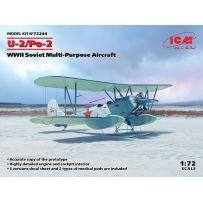 Icm 72244 - U-2 / Po-2 Avion polyvalent Soviétique 2E G.M. 1/72