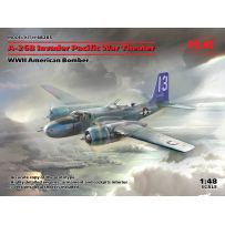 A-26В Invader Pacific War Theater, WWII 1/48