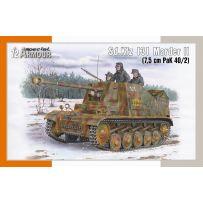 Sd.Kfz 131 Marder II (7,5 cm PaK 40/2) 1/72
