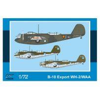 B-10 Export WH-2/WAA 1/72