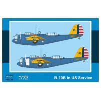 B-10B in US Service 1/72