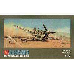 P-40F POCTA VACLAVU SORELOVI 1/72