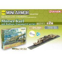 Morser Karl Transp. Ferroviaire 1/144