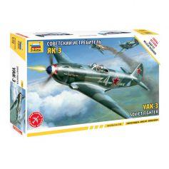 Chasseur Soviétique Yak-3 1/72
