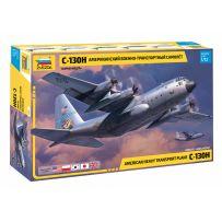 Avion de transport lourd américain C-130H 1/72