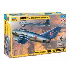 Chasseur Soviétique MiG-15 Fagot 1/72