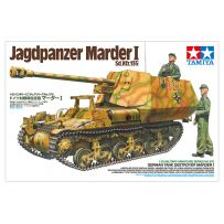 Chasseur de chars Allemand Marder I 1/35