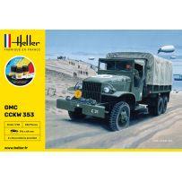 STARTER KIT GMC US-Truck 1/35