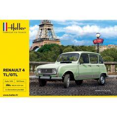 Renault 4L 1/24