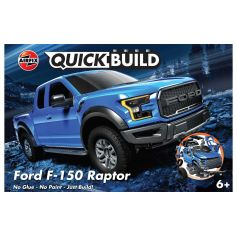 QUICKBUILD Ford F-150 Raptor