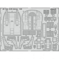 S-2E interior 1/48