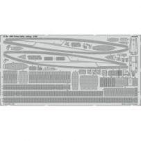 SMS Viribus Unitis railings 1/350