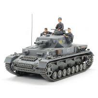 Char allemand Panzerkampfwagen IV Ausf.F 1/35