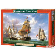 Copy of Combat 21st April 1806, PJ Gi, Puzzle 3000 pièces