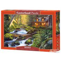 Creek Side Comfort, Puzzle 1000 pièces