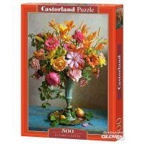 Autumn Flowers, Puzzle 500 pièces