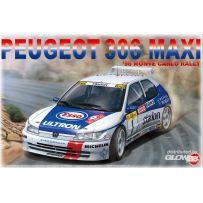 Peugeot 306 MAXI 96 Monte Carlo Rally 1/24
