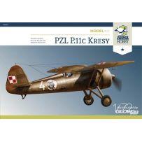 PZL P.11c Kresy Model Kit 1/72