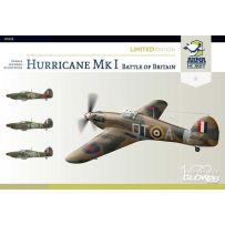 Hurricane Mk I Battle of Britain Limited Edition 1/72