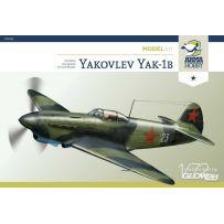 Yakovlev Yak-1b Model Kit 1/72