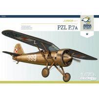 PZL P.7a Model Kit 1/72