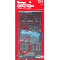 AUDI Sport QuattroS1(E2) Detail UP Parts 1/24